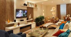 sala de estar - Morar mais por Menos 2012