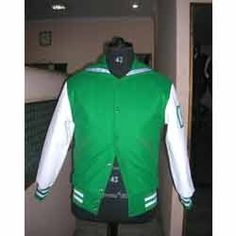 Green Trendy Jacket