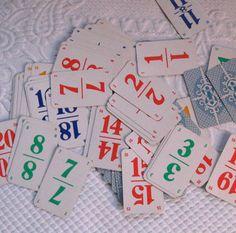 German Vintage Card Game Elfer Raus by Hauser by vintagous on Etsy