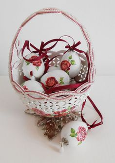 Roses - Stella Saenz Artes Decorativas