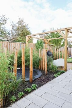 Terrace Design, Garden Design, Back Gardens, Outdoor Gardens, Dream Garden, Home And Garden, Backyard Paradise, Interior Garden, Amazing Gardens
