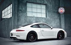 2012 Porsche 911 (991) on HRE Wheels