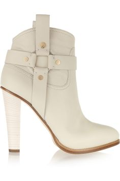 Jimmy Choo- Donita leather ankle boots