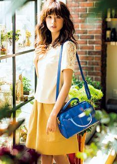 2014 SS Fashion to Heart ONWARD  SHOGAKUKAN anySiS × CanCam