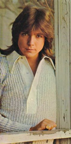 Back in the day... David Cassidy...a girl can still dream, cant she?