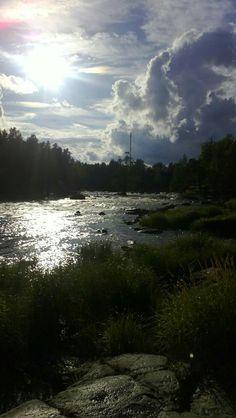 Langinkoski Kymijoki