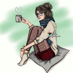 Find images and videos about art, coffee and girly_m on We Heart It - the app to get lost in what you love. Illustration Sketches, Illustrations, Marinette E Adrien, Sarra Art, Girly M, Coffee Girl, Hot Coffee, Coffee Scrub, Coffee Cozy