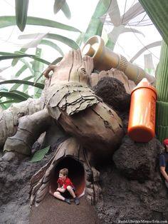Honey I Shrunk the Kids Play Set Adventure at Disney's Hollywood Studios (Disney World). Closing permanently in 2016