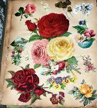 Victorian Tattoo Design idea