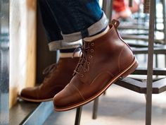 perfect brown boots