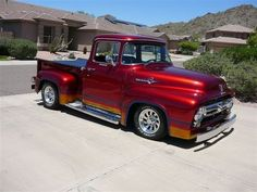1956 Ford F100 Big Window - Ford Trucks for Sale | Old Trucks ...