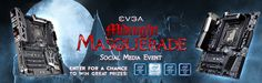 Enter @TeamEVGA's Midnight Masquerade Event to win great prizes from @TEAMEVGA & @INTELGAMING! #Masquerade