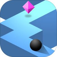 ZigZag is an arcade platform game where you control a little black ball that you have to try to take as far as you can through a maze filled with dangerous corners. Gameplay in ZigZag is very simpl