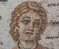"""Mosaic Faces"" - Pined By    http://www.mosaicmosaic.com/"