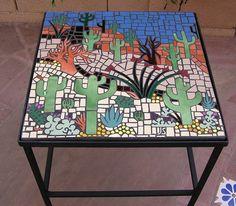 ,Cactus table