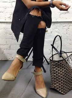 Seriously if I don't own these shoes (in any color) within the next month I will die!