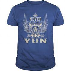 YUN YUNYEAR YUNBIRTHDAY YUNHOODIE YUNNAME YUNHOODIES  TSHIRT FOR YOU
