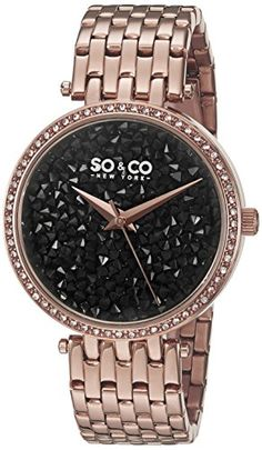 SO & CO New York Damen-Armbanduhr SoHo Analog Edelstahl R... https://www.amazon.de/dp/B015XEBVAU/ref=cm_sw_r_pi_dp_x_whq9xb060MJNE