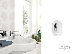 Rubinetteria Serie Logos Mix Lavabo + Mix Bidet + Mix Doccia + Asta Doccia o Gruppo Vasca  Tutto per il tuo Bagno! http://www.magazzinodellapiastrella.it/offerte-bagno-firenze.php #rubinetti #rubinetteriabagno #rubinettivasca #rubinettidoccia #rubinettilavabo