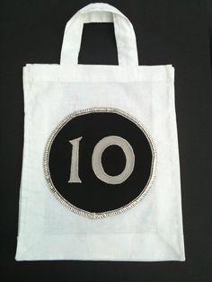 Number 10 Downing Street Bag by Kaniez Abdi www.kaniezabdi.com