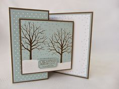 Stamping Moments: Sheltering Tree Stamp Class