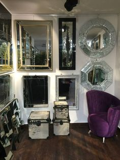 Number One Place in Brighton for Art and Home Accessories - 14 North Street Brighton, Home Accessories, Oversized Mirror, Gallery Wall, Street, Places, Interior, Mirrors, Number