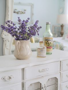 Chateau Chic: Five Reasons I Grow Lavender