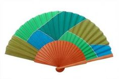 Fan Decoration, Hand Fans, Fancy, Capsule Wardrobe, Objects, Drawings, Hand Painted Fabric, Painted Fan, Dollhouse Kits
