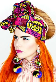 Paloma Faith. Anyone watching her, along with Will.I.Am, Boy George and Ricky Wilson on The Voice at the moment. Comment down below if you are and whos team you would prefer to be on.