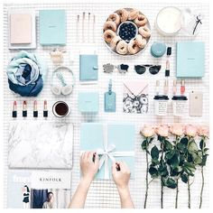 Do you think you can flatlay? Featuring beautiful flatlays of a curated Instagrammer's life, tag us #flatlayforever