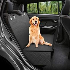 Amazon.com: DakPets Dog Car Seat Covers - Pet Car Seat Cover Protector – Waterproof, Scratch Proof, Heavy Duty and Nonslip Pet Bench Seat Cover - Middle Seat Belt Capable for Cars, Trucks and SUVs: Automotive Back Seat Car Covers, Best Seat Covers, Pet Car Seat Covers, Dog Car Seats, Dog Hammock For Car, Hammock Cover, Pet Dogs, Pets, Dog Cat
