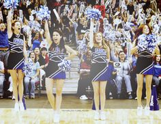 One Tree Hill -- Ravens Cheerleaders