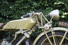Panther 500cc year 1928 engine and gearbox overhauled