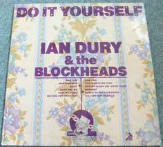 Pin by halcyondaze on mr ian dury pinterest ian dury the blockheads do it yourself solutioingenieria Image collections