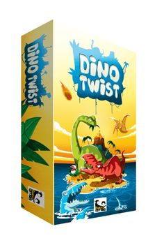 Dino twist : La preview