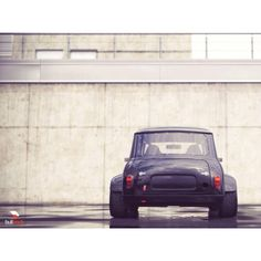 mini john player special - carbuzz.com My Dream Car, Dream Cars, Classic Mini, Classic Cars, Mini Copper, Mini One, Mini Things, Cute Cars, Car Wheels