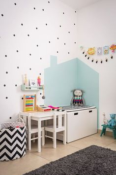 Die 47 Besten Bilder Von Kinderzimmer Wandgestaltung In 2019 Baby