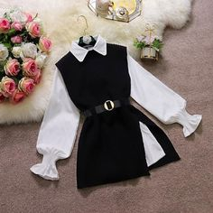 Kpop Fashion Outfits, Girls Fashion Clothes, Edgy Outfits, Mode Outfits, Cute Casual Outfits, Pretty Outfits, Kawaii Fashion, Cute Fashion, Style Fashion