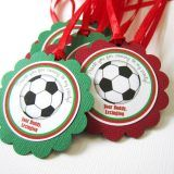 Soccer Ball Favor Tags for Boys Birthday Party · Adorebynat · Online Store Powered by Storenvy Soccer Birthday Parties, Soccer Party, Sports Party, Birthday Party Favors, Boy Birthday, Birthday Invitations, Soccer Ball, Soccer Theme, Hawaiian Theme