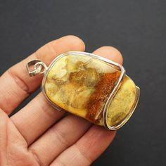 Baltic Amber Pendant 30g