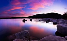 Lakeside Sunset Shaver Lake California by aperturejoe on Etsy Ways To Travel, Time Travel, Travel Tips, Shaver Lake, Beautiful Places, Beautiful Pictures, Travel Abroad, Scenery, Things To Come