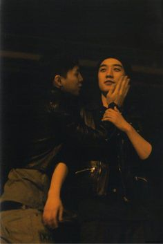 G Dragon & Seungri