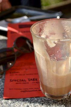 best coffee in #Antwerp - Caffènation - © LatteLisa