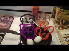 How to use Silicone Egg Molds - YouTube