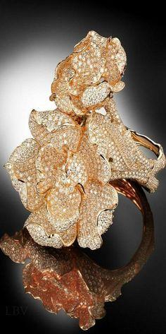 de Grisogono ring beauty bling jewelry fashion