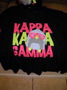 Delta Kappa, University of Miami, Florida    Bid Day