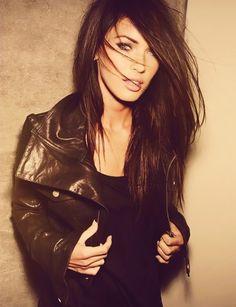 Megan Fox. Her hair is amazing!