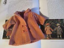 """Bleuette , authentique manteau GL """" BONJOUR """"  1925 - rare dans cette couleur"""