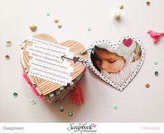 "Mini ""Love You"" mit Crate Paper ""Hello Love"" von Ulrike Dold"