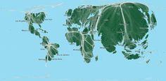 Worldmapper: Hier lebt die Welt - SPIEGEL ONLINE - Nachrichten - Wissenschaft